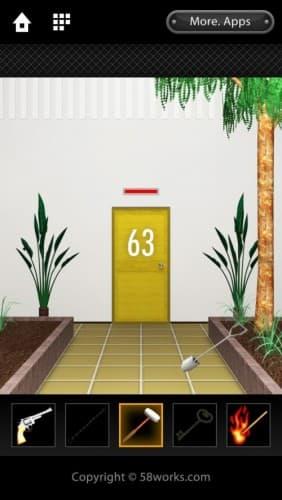 脱出ゲーム DOOORS 014