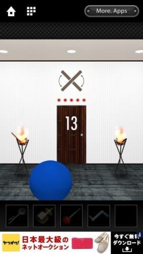 脱出ゲーム DOOORS 047