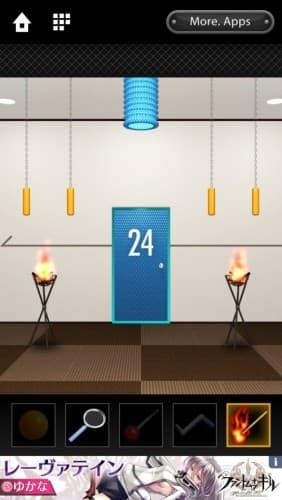 脱出ゲーム DOOORS 114