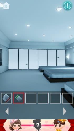 脱出ゲーム Guest Room 129