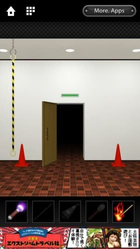 脱出ゲーム DOOORS 052