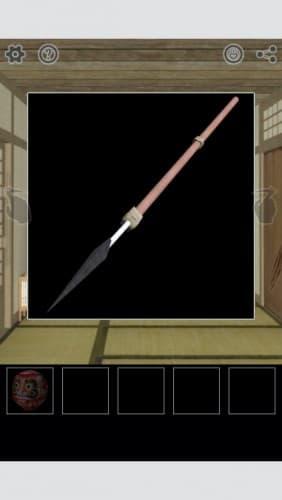 脱出ゲーム SamuraiRoom 127