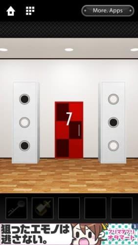 脱出ゲーム DOOORS 022
