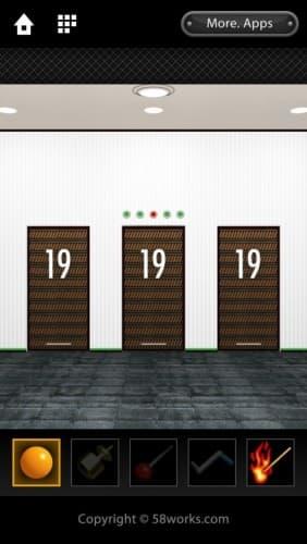 脱出ゲーム DOOORS 082