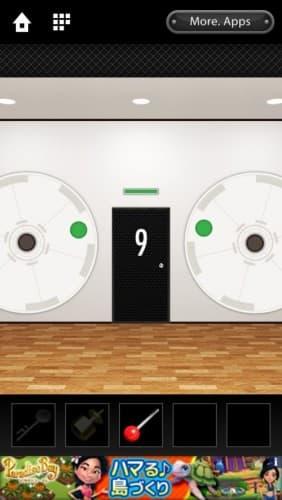脱出ゲーム DOOORS 031