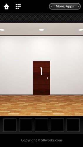 脱出ゲーム DOOORS 002