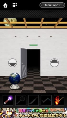 脱出ゲーム DOOORS 180