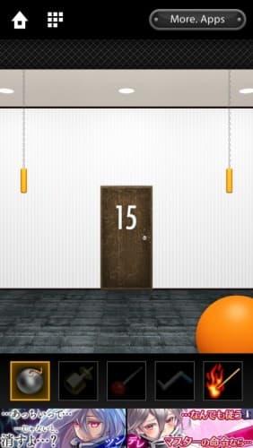脱出ゲーム DOOORS 056