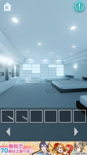 脱出ゲーム Guest Room 036