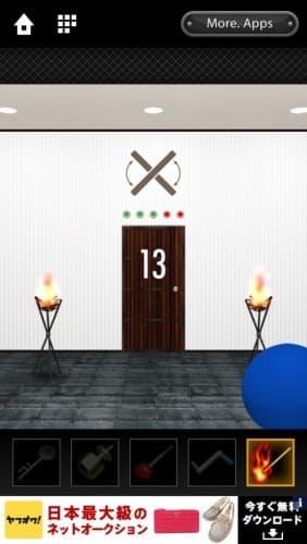 脱出ゲーム DOOORS 048