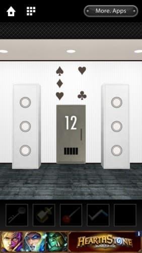 脱出ゲーム DOOORS 044