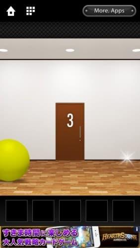 脱出ゲーム DOOORS 006
