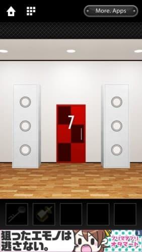 脱出ゲーム DOOORS 021