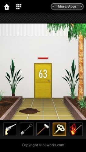 脱出ゲーム DOOORS 017