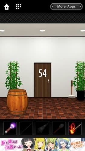 脱出ゲーム DOOORS 067