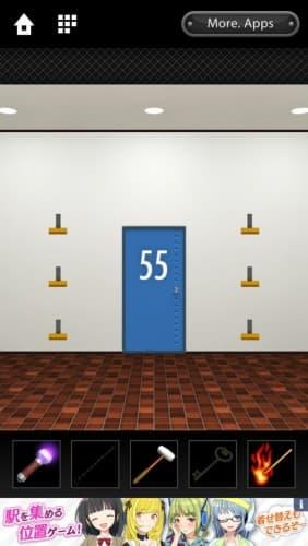 脱出ゲーム DOOORS 073