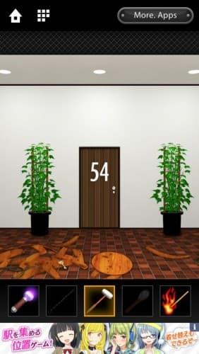 脱出ゲーム DOOORS 070