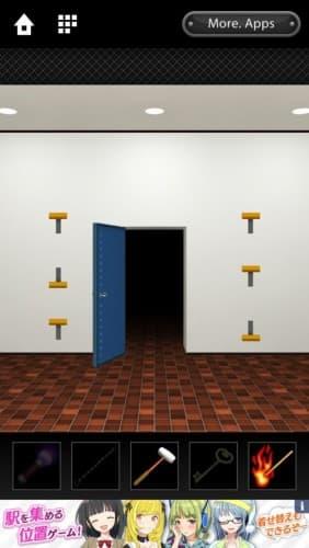 脱出ゲーム DOOORS 080