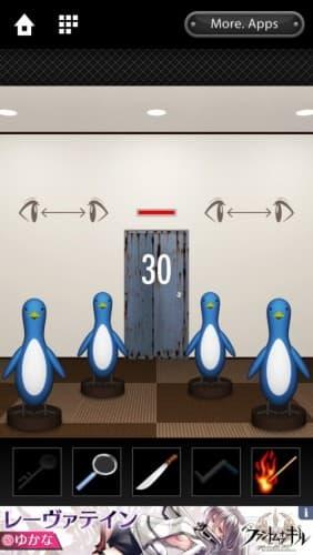 脱出ゲーム DOOORS 143