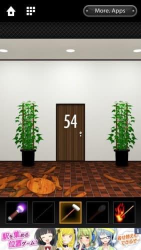 脱出ゲーム DOOORS 069