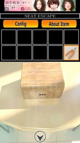 脱出ゲーム コインロッカー 030