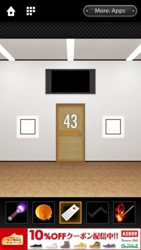 脱出ゲーム DOOORS 013