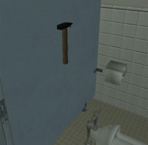 男子トイレからの脱出8
