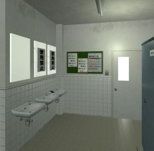 男子トイレからの脱出1