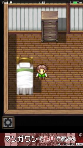 2D脱出アドベンチャー Rooms Quest 2 攻略 002