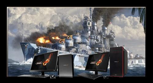 「World of Warships 推奨パソコン ~ヤルならこれだ! LEVEL∞ 編~」レビュアー5名募集開始