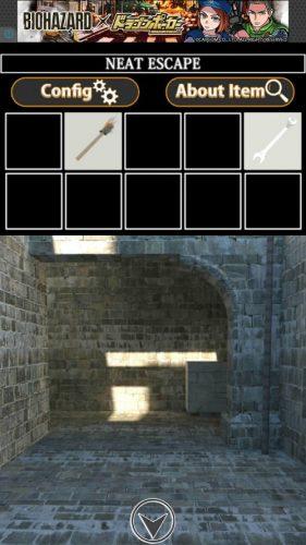 城からの脱出 攻略 ニートエスケープ 132