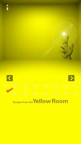 黄色い部屋からの脱出2 攻略 (101)