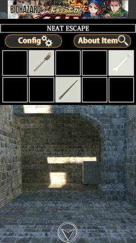 城からの脱出 攻略 ニートエスケープ 134
