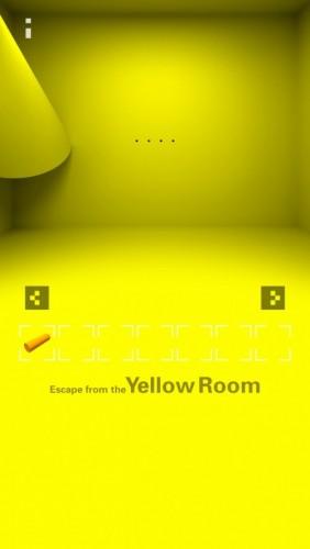 黄色い部屋からの脱出2 攻略 (107)