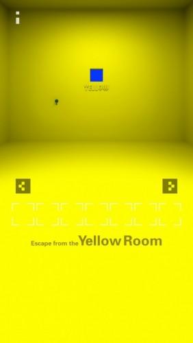 黄色い部屋からの脱出2 攻略 (2)