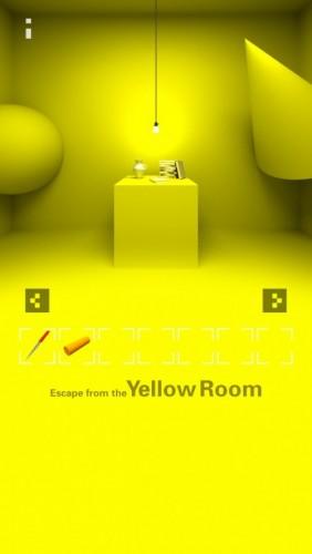 黄色い部屋からの脱出2 攻略 (110)