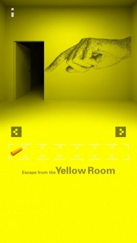 黄色い部屋からの脱出2 攻略 (100)