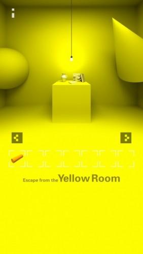 黄色い部屋からの脱出2 攻略 (105)