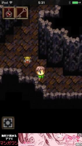 2D脱出アドベンチャー Rooms Quest 2 攻略 128