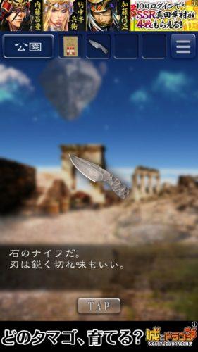 天空島からの脱出 限りない大地の物語 攻略 183