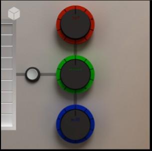 反転ボタン