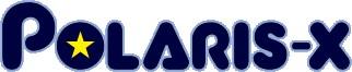 Polaris-X 会社ロゴ