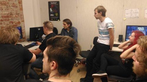 OGL Gate3@フィンランド・オウル市 学生によるゲームのピッチイベント