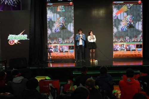 台北ゲームショウ2017 会場の奥の方の少し変わった一角をご紹介
