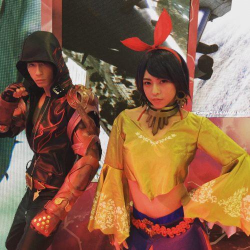 台北ゲームショウを彩る美女達!大入りの土曜日の会場から現場の様子をお届け