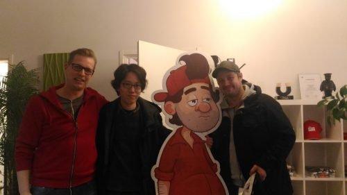 フィンランド・オウル市のゲーム会社、Fingersoft社を訪問、新作ゲームや地域貢献について聞いてきました