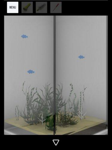 Ocean View 攻略 その6(1階の水槽確認~スパナ入手まで)