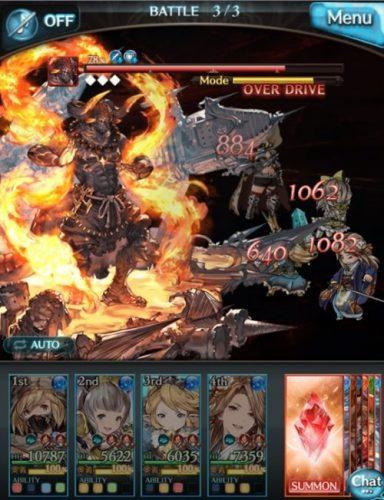 ゼノ・イフリート EX 攻略|撃滅戦イベント