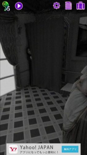 美術館からの脱出 プレイルーム 攻略 その3(パズルの謎~倉庫の絵の断片1入手まで)