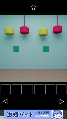 Daruma Cube 攻略 その1(ダルマ落としの数確認~3色の数字入力まで)